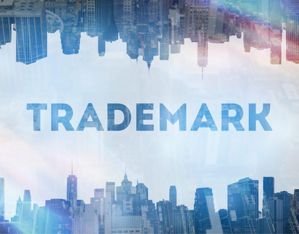 Trademark city view background header