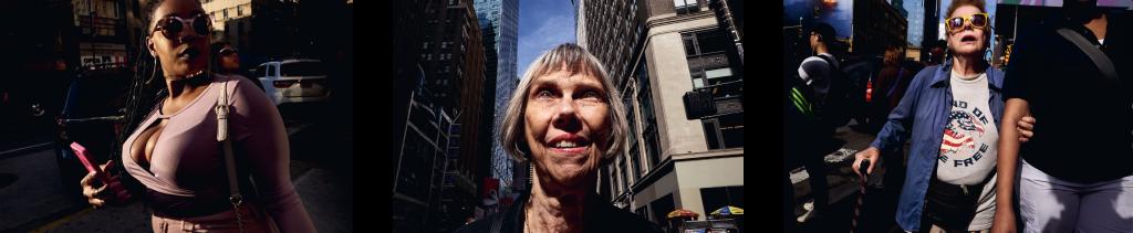 Tomaso Baldessarini NYC street photo people in city