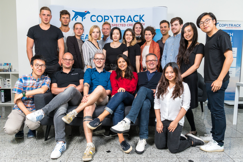 Copytrack Team