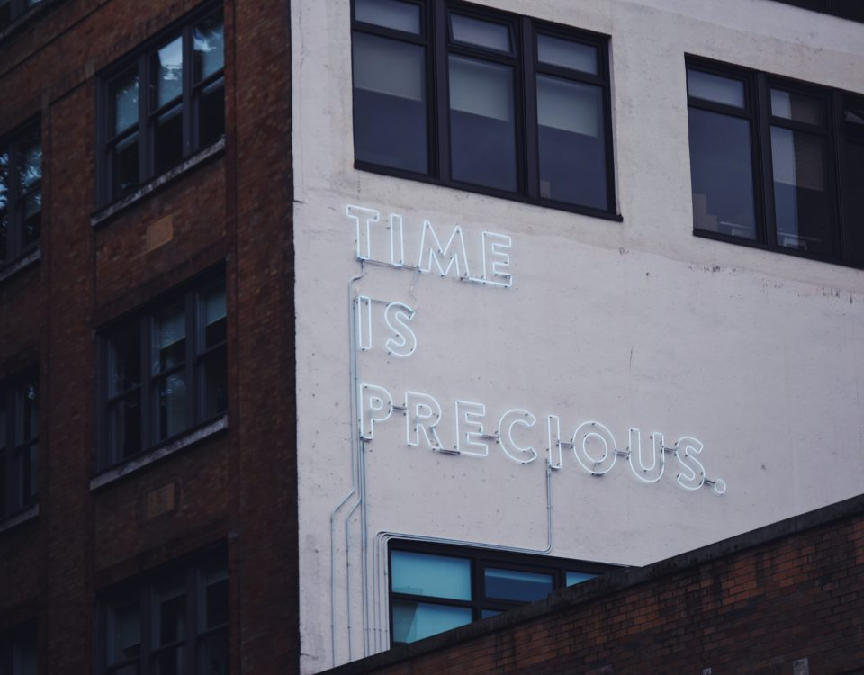 light time is precious on building Harry Sandhu