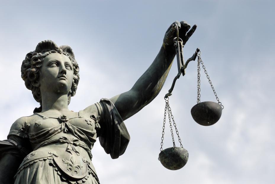 Justitia Skulptur - Urteil Europäischer Gerichtshof