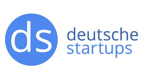 Press Logo Deutsche startups