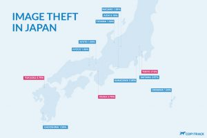 Graphic Image Theft in Japan Report