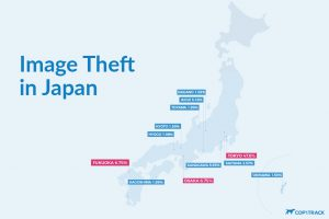 image theft in japan