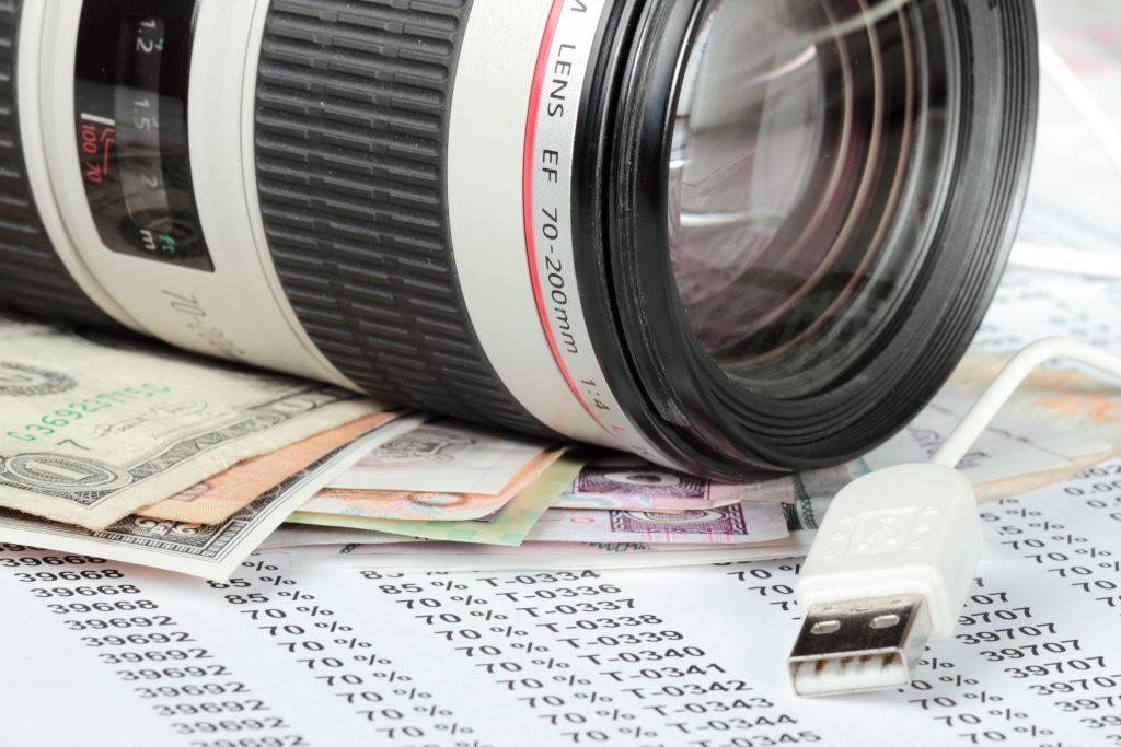 Strafen und Kosten für unerlaubte Bildnutzung